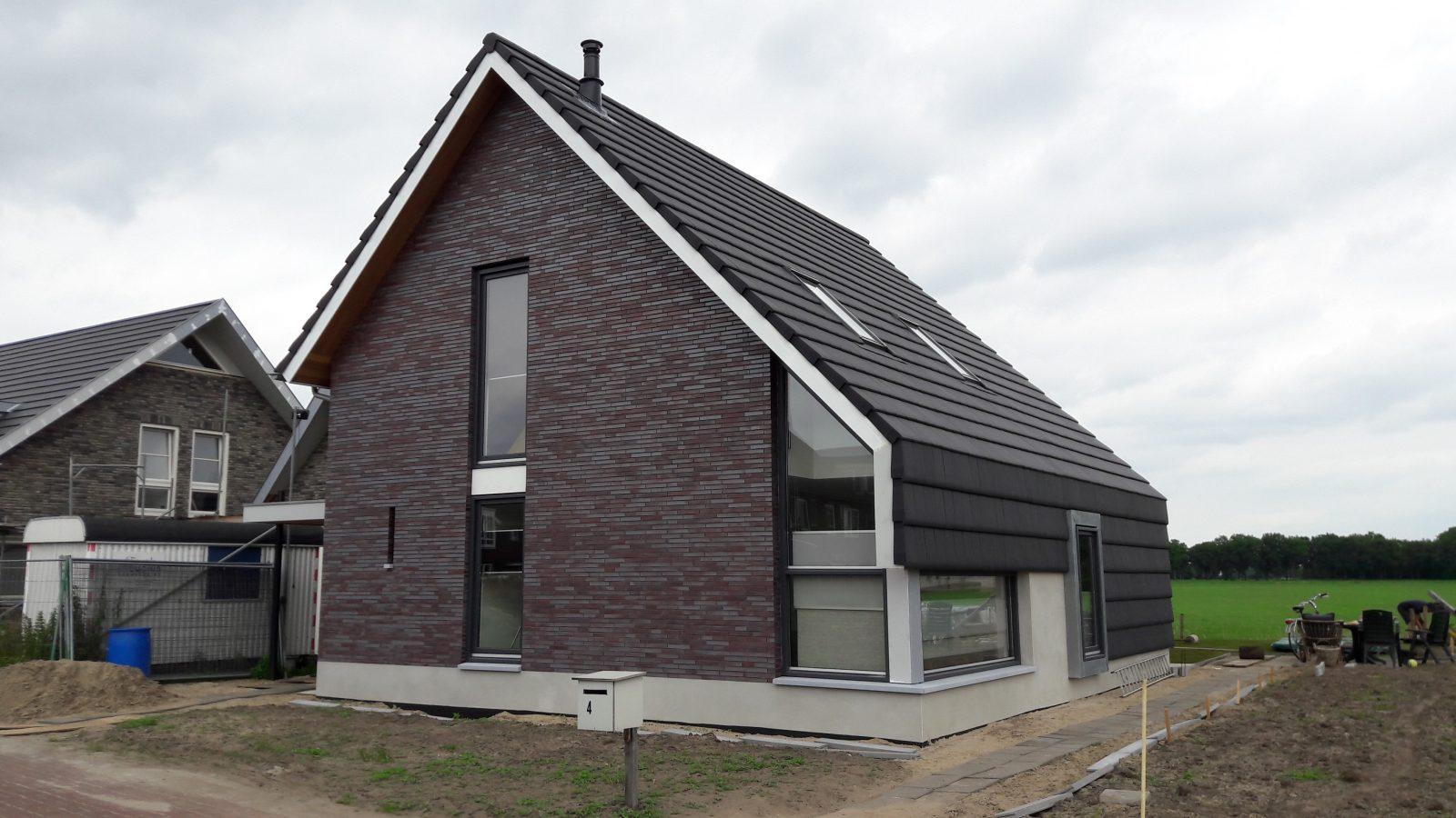 Woonhuis te Loosbroek
