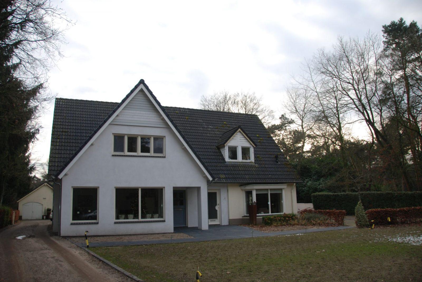 Verbouwing woonhuis te Boekel